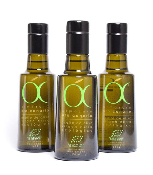 Oro Canario Aceite de oliva virgen extra ecológico